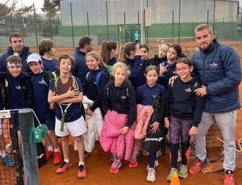 El Tennis del Laietà s'organitza durant el confinament i segueix actiu
