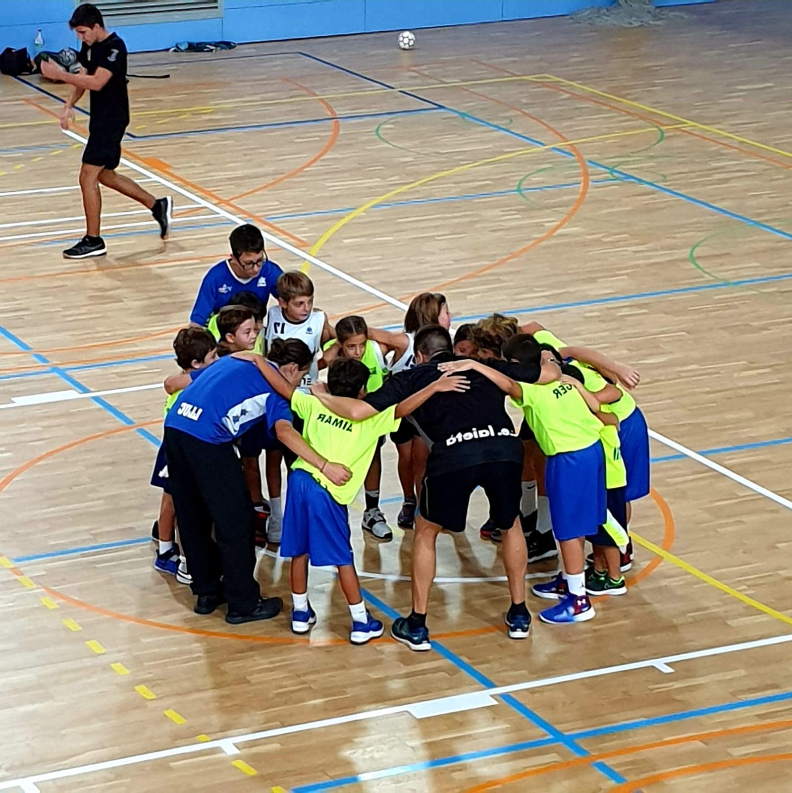 Bàsquet ... jornada 5-6 d'octubre : ja tothom ha començat