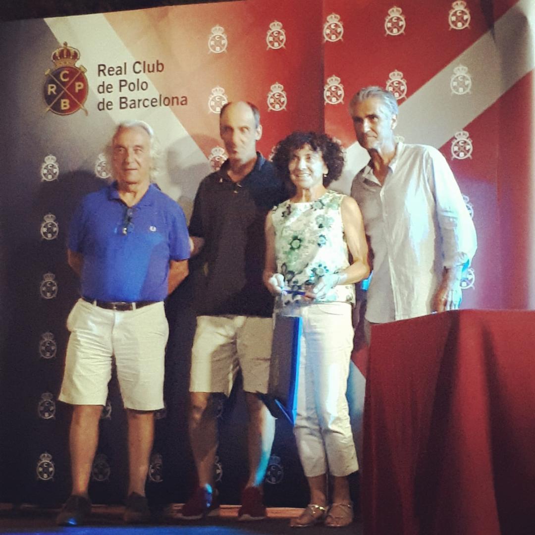 Rosa Mª Togores campiona del ITF Barcelona Seniors Championship