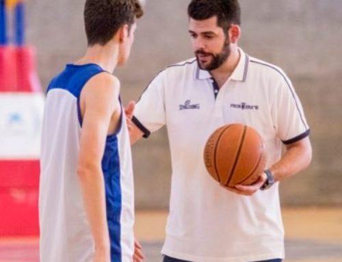 Pol Esteve nou entrenador del Sènior de 1ª Catalana