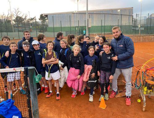 Escola de Tennis del Club Esportiu Laietà
