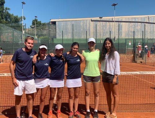 El Cadet Femení es proclama Sots-Campió de Catalunya per Equips
