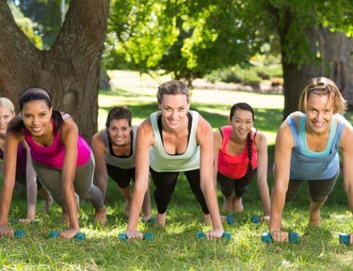 El GymLaietà ofereix activitats dirigides a l'aire lliure