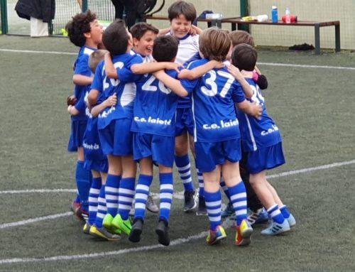 Escola de Futbol Sala del Club Esportiu Laietà
