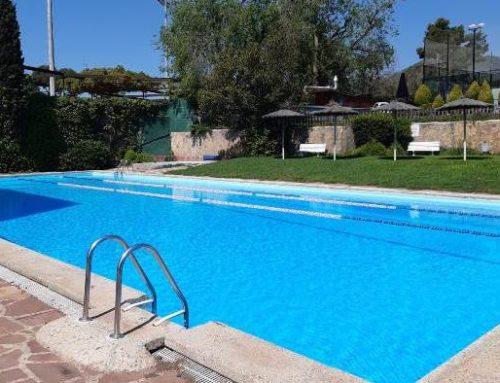 Horaris de piscina a partir del dilluns 14 de setembre