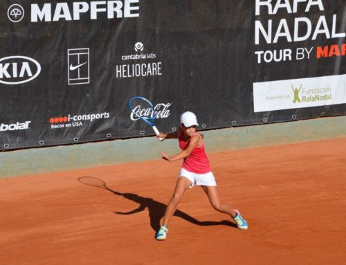 Neus Torner, finalista de la 7ª prova del Rafa Nadal Tour