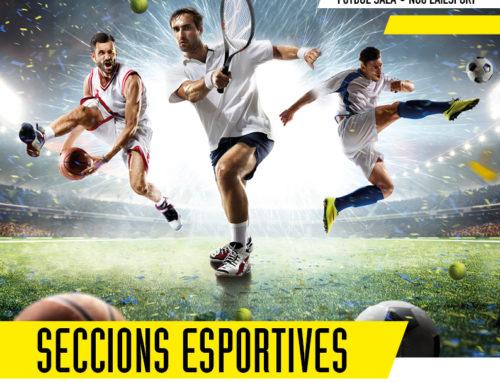 Protocols de les Seccions Esportives del Laietà