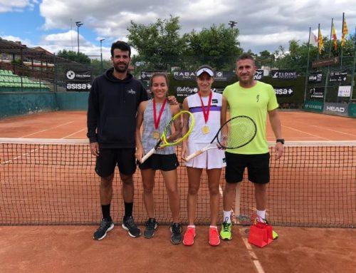 Claudia De Las Heras campiona de dobles de l'ITF Juniors Red Cup BMW