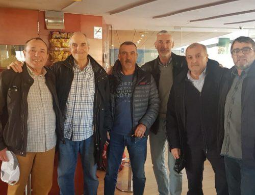 L'equip masculí +60 de tennis jugarà la final del Campionat d'Espanya