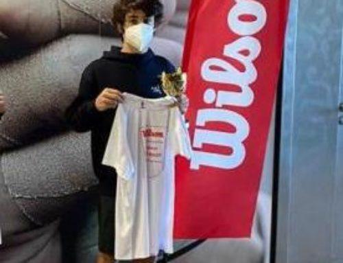 Jan Montero, Campió del Màsters Express Pere Massip