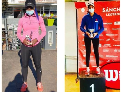 Celine Simunyu i Samaira Pahwa acaben l'any amb victòria